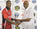 Darren Bravo was named Most Valuable Player of the Caribbean T20