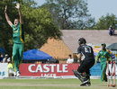 Morne Morkel trapped BJ Watling lbw