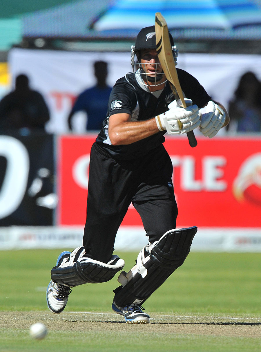 Grant Elliott added 127 with Kane Williamson