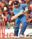 Rohit Sharma scored 83 - his first double-figure ODI score in ten months