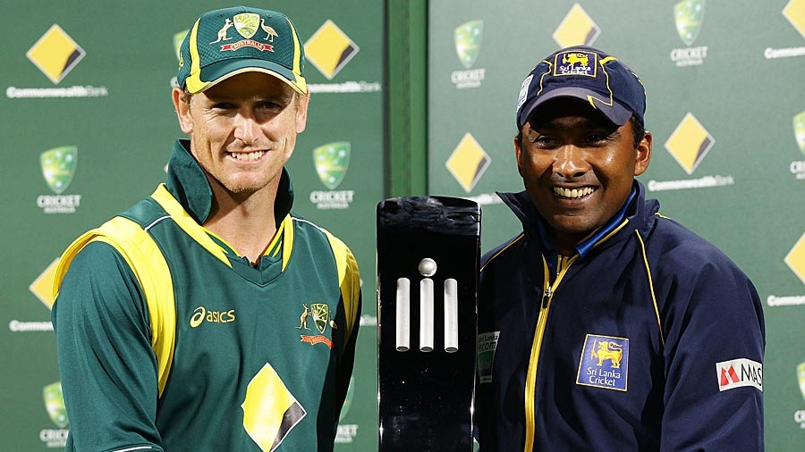 Australia vs Sri Lanka 5th ODI Highlights – 23rd Jan