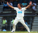 Steve O'Keefe took three wickets to help reduce Western Australia to 232 for 9, New South Wales v Western Australia, Sheffield Shield, Sydney, 1st day, January 24, 2013