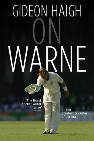 Cover image of <i>On Warne</i>