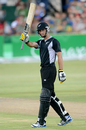 Grant Elliott scored a half-century, South Africa v New Zealand, 3rd ODi, Potchefstroom, January 25, 2013
