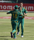 Ryan McLaren was South Africa's joint-highest wicket-taker with four scalps