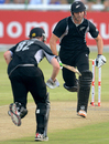 James Franklin led New Zealand's charge towards the end with an unbeaten 53