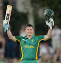 Graeme Smith made his tenth ODI hundred