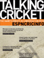 Cover image of ESPNcricinfo's <i>Talking Cricket</i>