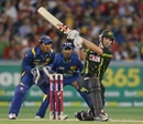 Shaun Marsh stabilised the Australian innings