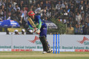 Mohammad Nabi lead Sylhet's chase with a brisk 43, Chittagong Kings v Sylhet Royals, BPL, Chittagong, January 28, 2013