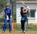Sara McGlashan scored 88 off 90, England v New Zealand, Women's World Cup warm-up, Mumbai, January 29, 2012