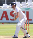 Dominic Sibley made a vital half-century as England struggled, South Africa Under-19 v England Under-19, 1st Youth Test, Cape Town, 3rd day, January, 29, 2013