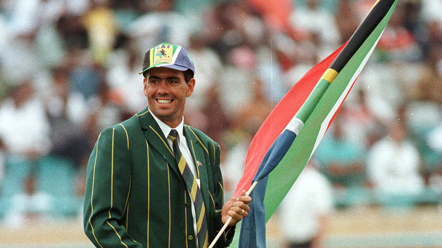 Before his fall from grace, Hansie Cronje made a point of being seen as a good human being