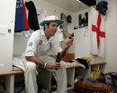 Michael Vaughan savours the Ashes victory, England v Australia, The Oval, September 12, 2005