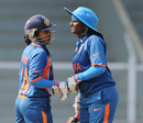 Poonam Raut and Thirush Kamini gave India a solid platform, India v West Indies, Women's World Cup 2013, Group A, Mumbai, January 31, 2013