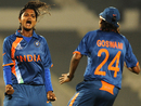 Nagarajan Niranjana pegged West Indies back with crucial wickets, India v West Indies, Women's World Cup 2013, Group A, Mumbai, January 31, 2013