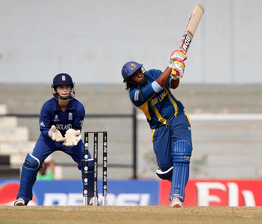 Eshani Kaushalya scored 56 off 41 deliveries