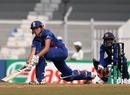 Jenny Gunn top-scored for England with 52, England v Sri Lanka, Women's World Cup 2013, Group A, February 1, 2013