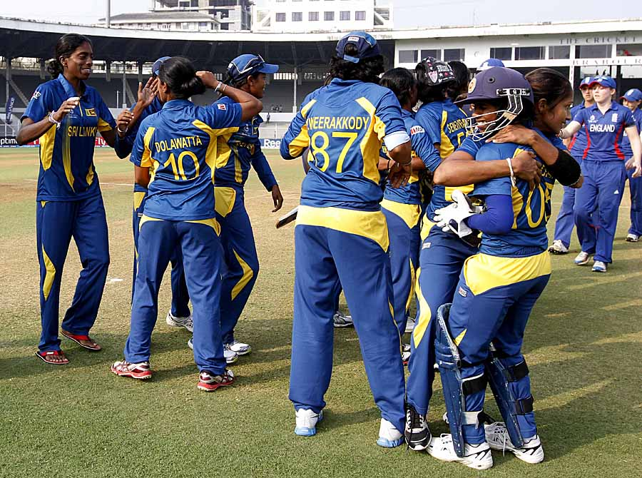 Sri Lanka women's squad for the first two ODIs against West Indies