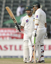 Asad Shafiq and Misbah-ul-Haq put on an unbroken century stand