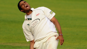 Jigar Naik took 7 for 96