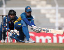 Deepika Rasangika scored 84 to help set up a strong total, India v Sri Lanka, Women's World Cup, Group A, Mumbai, February 5, 2013
