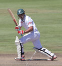 David Bedingham works into the leg side, South Africa U-19s v England U-19s, 2nd Youth Test, Paarl, 3rd day, February 5, 2013