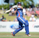 Eoin Morgan faced 28 balls for his 51, New Zealand XI v England XI, T20 Tour match, Whangarei, February 6, 2013