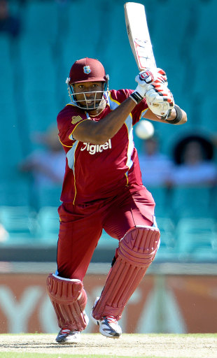 The West Indies innings was a salvage operation for Kieron Pollard, but it wasn't enough to prevent another defeat