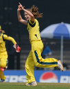 Holly Ferling proved an able replacement for Ellyse Perry