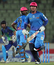 Naeem Islam and Brendan Taylor put on 118 for the first wicket, Chittagong Kings v Sylhet Royals, BPL, Mirpur, February 8, 2013