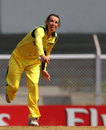 Erin Osbourne finished with outstanding figures of 10-6-9-3, Australia v Sri Lanka, Super Six match, Women's World Cup 2013, Mumbai,  February 10, 2013