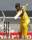 Australia opener Meg Lanning made a brisk 37, Australia v Sri Lanka, Super Six match, Women's World Cup 2013, Mumbai,  February 10, 2013