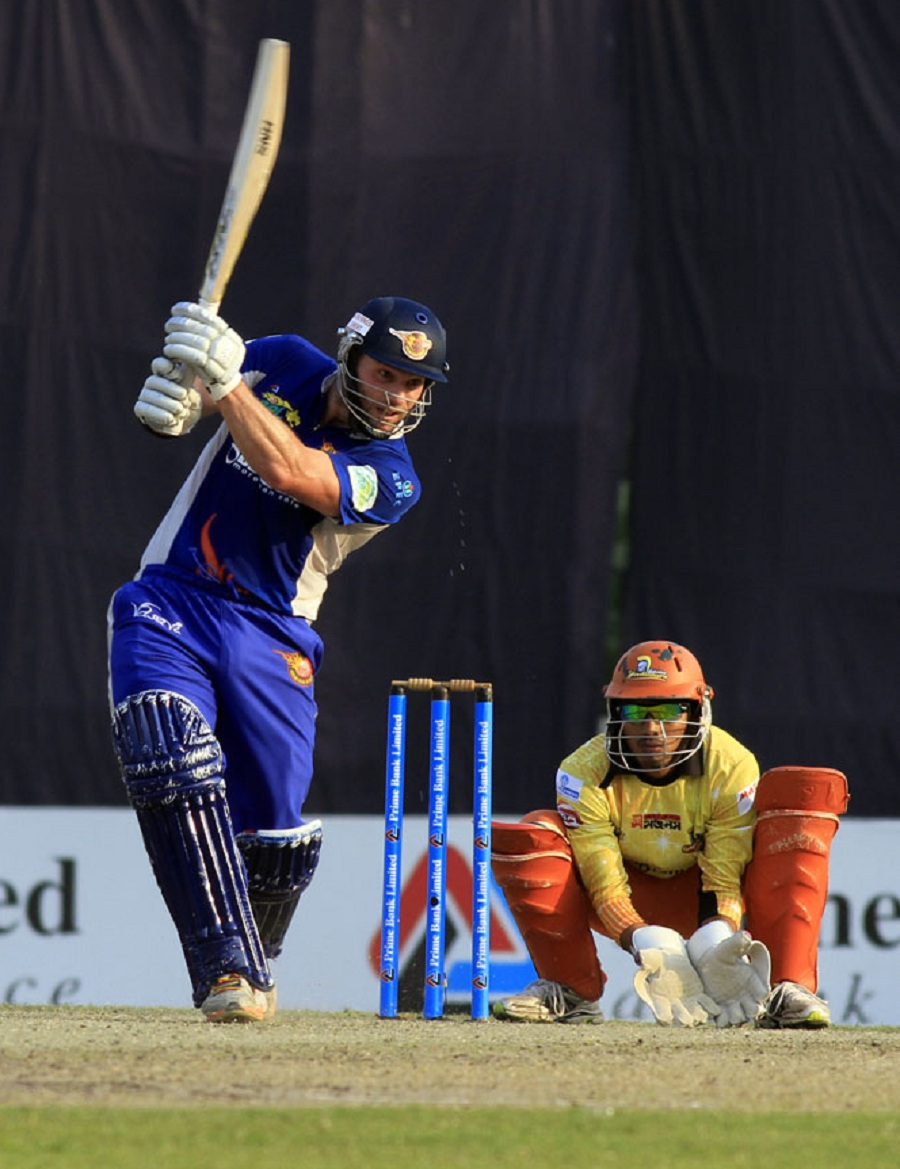 Travis Birt scored 94 off 56 for Khulna Royal Bengals