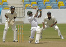 Jamaican batsman Jermaine Blackwood scored 81 in the first innings, Barbados v West Indies, Regional Four Day Competition, February 9-11, 2013