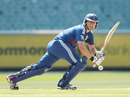 Gary Ballance top-scored for England Lions with 57