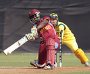 Deandra Dottin scored a valuable 60, Australia v West Indies, Women's World Cup, Super Six, Mumbai, February 13, 2013