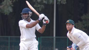 Ambati Rayudu scored 87