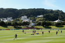 England train at the Basin Reserve, Wellington, February 14, 2013