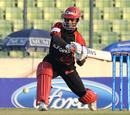 Elias Sunny scored a 20-ball 30, Barisal Burners v Rangpur Riders, Bangladesh Premier League 2012-13, Mirpur, February 14, 2013