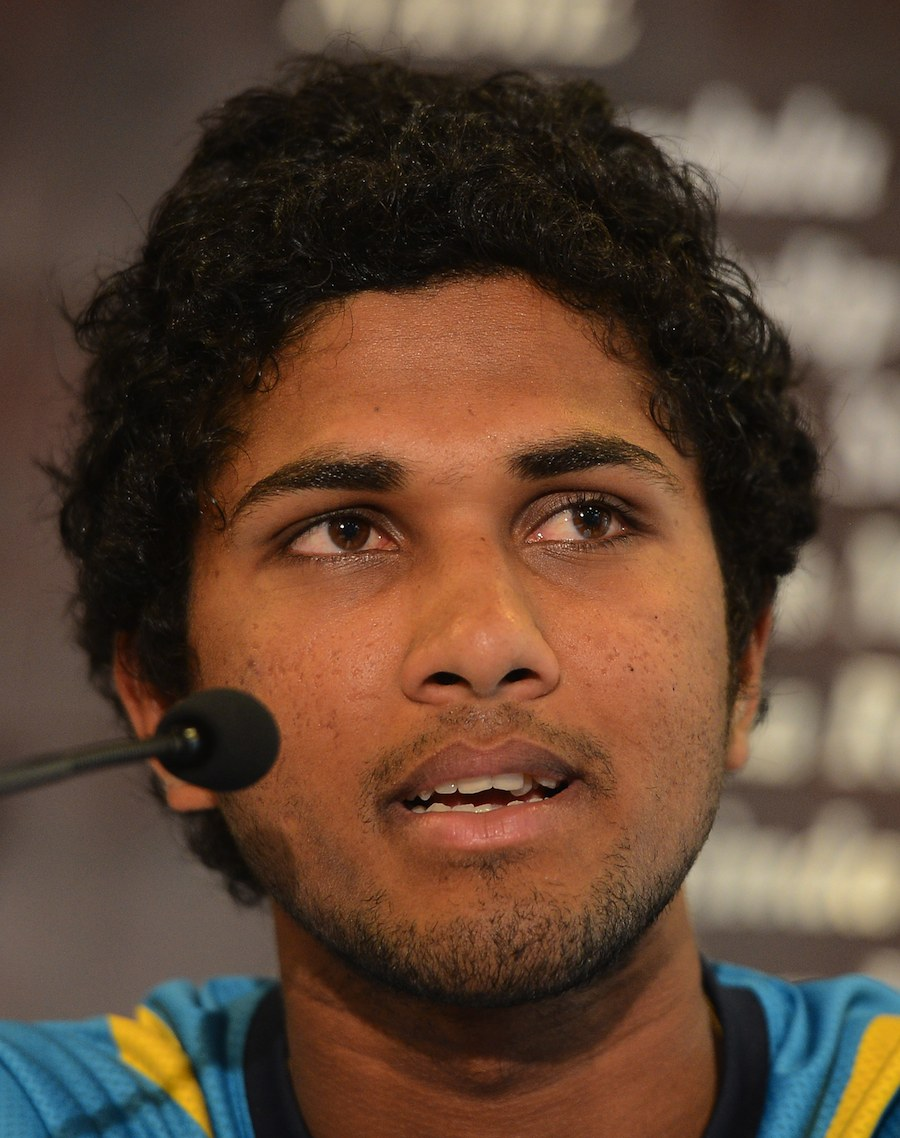 Sri Lanka's new Twenty20 captain Dinesh Chandimal