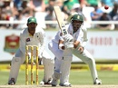 Robin Peterson cut Pakistan's lead with an innings of 84