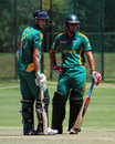 Greg Oldfield and David Bedingham scored 30s, South Africa v England, 2nd Youth ODI, Cape Town, February 15, 2003