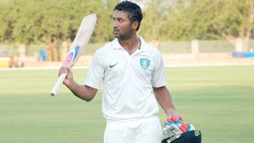 CM Gautam made a career-best 257
