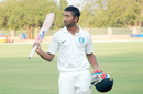 CM Gautam made a career-best 257, Karnataka v Vidarbha, Ranji Trophy, 2nd day, Mysore, December 16, 2012
