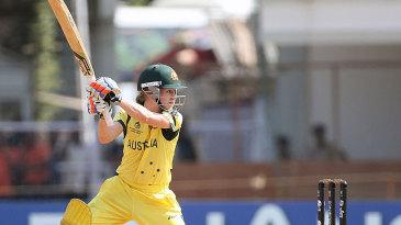Australia batsman Rachael Haynes scored 52
