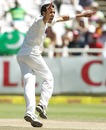 Umar Gul removed Alviro Petersen early, South Africa v Pakistan, 2nd Test, Cape Town, 4th day, February 17, 2013