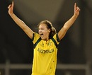 Ellyse Perry hurt West Indies' chase with early wickets