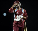 Merissa Aguilleira walks back after being bowled, Australia v West Indies, Final, Women's World Cup 2013, Mumbai, February 17, 2013