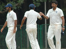 The India A spinners made the Australians follow-on, India A v Australians, Tour game, 3rd day, Chennai, February 18, 2013